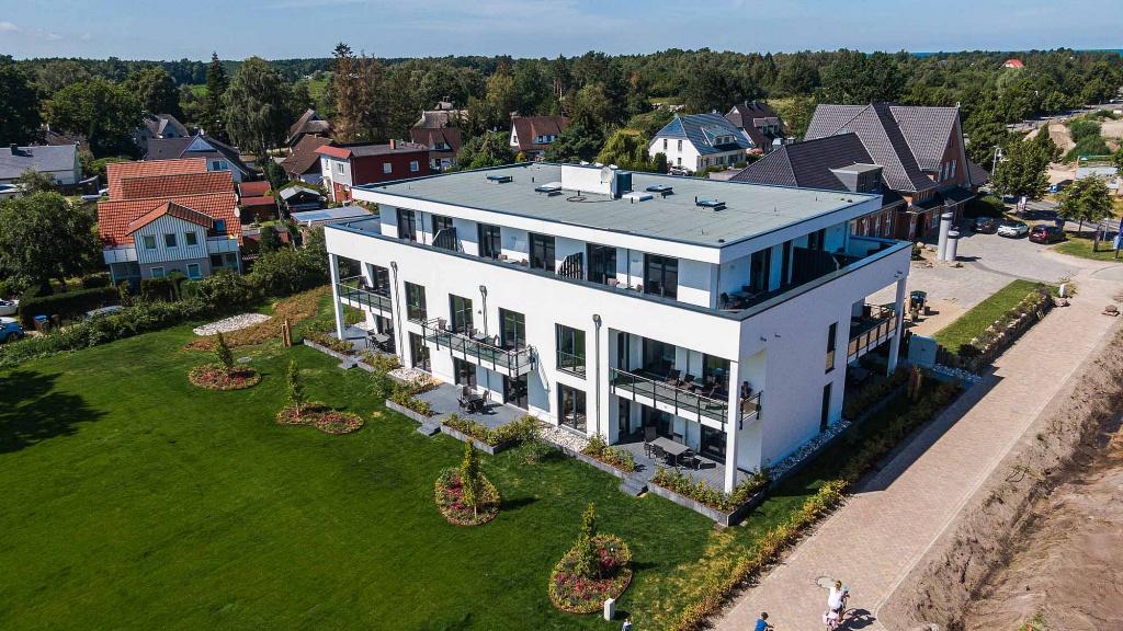 Apartmenthaus Wittsande